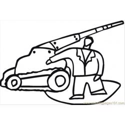 Emergency Service Vehicle Free Coloring Page for Kids