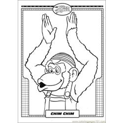 Speed Racer 10 Free Coloring Page for Kids