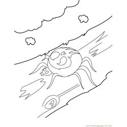 Spider new 50 Free Coloring Page for Kids