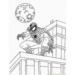 Rman Venom Coloring Pages Lrg