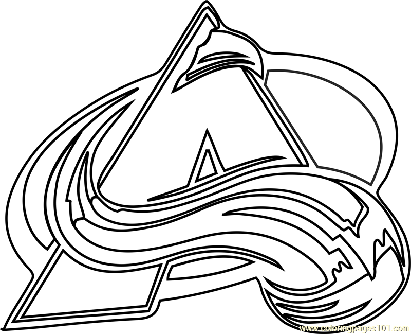 Nhl Symbols Coloring Pages Home Free Hockey Photo Inspirations ... | 649x800