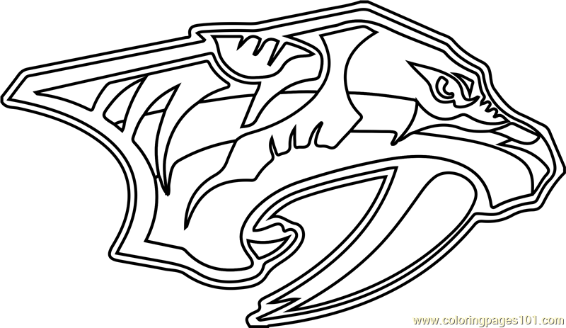 nashville tennessee coloring pages - photo#3