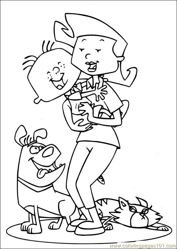 Stanley 23 Coloring Page