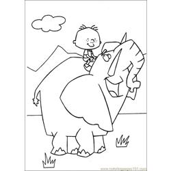 Stanley 13 coloring page