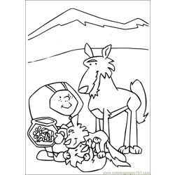Stanley 16 coloring page
