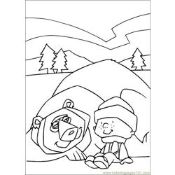Stanley 17 coloring page
