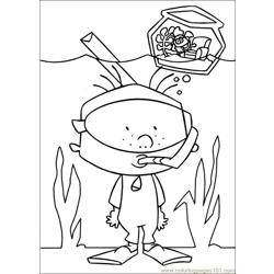 Stanley 18 coloring page