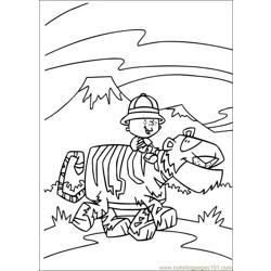 Stanley 20 coloring page