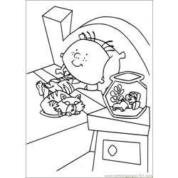Stanley 25 Free Coloring Page for Kids