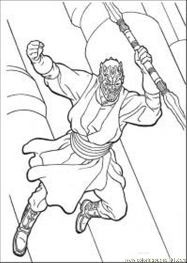 Th Vader Coloring Pages 6 Med Coloring Page