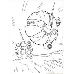 Star Wars 4 Free Coloring Page for Kids