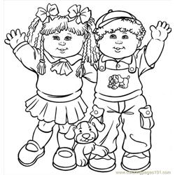 Strawberry Shortcake8 coloring page