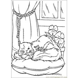 Stuart Little 06 Free Coloring Page for Kids