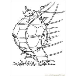 Stuart Little 07 Free Coloring Page for Kids