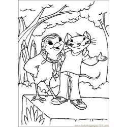 Stuart Little 16 coloring page