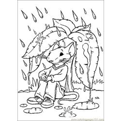Stuart Little 18 coloring page