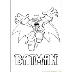 Super Friends01 (23) Free Coloring Page for Kids