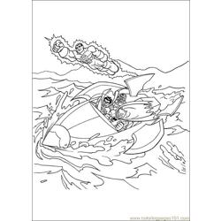 Super Friends01 (4) Free Coloring Page for Kids