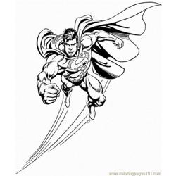 Super (24) coloring page