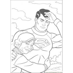 Superman Has Saved That Woman