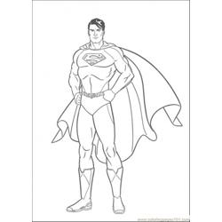 The Picture Of Superman