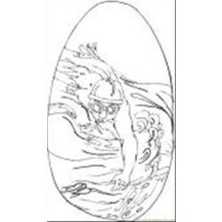 Swim5 Small coloring page