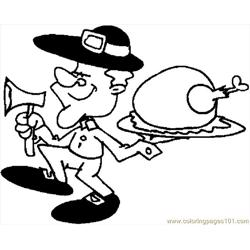 Pilgrim & Turkey 2