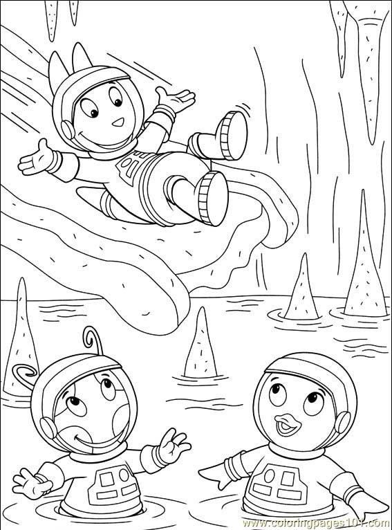 Backyardigans 001 26 Coloring Page