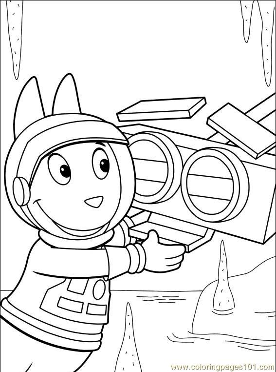 backyardigans 001 34 coloring page free the
