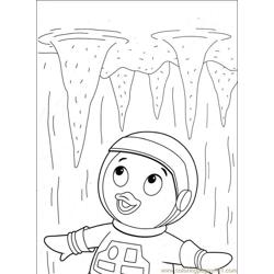 Backyardigans 001 (20) Free Coloring Page for Kids