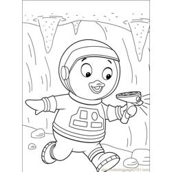 Backyardigans 001 (21) Free Coloring Page for Kids