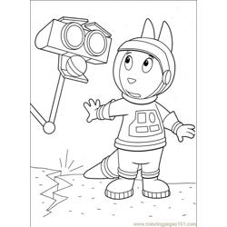Backyardigans 001 (23) Free Coloring Page for Kids