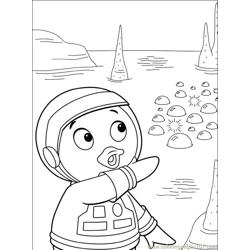 Backyardigans 001 (31) Free Coloring Page for Kids