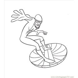Fro Zone0002 coloring page
