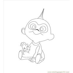 Jack Jack0001 coloring page