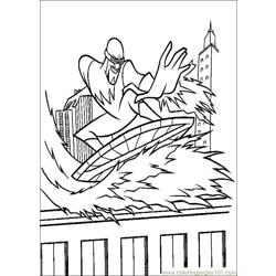 The Incredibles 28 coloring page