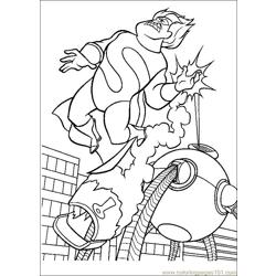 The Incredibles 52 coloring page