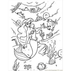 L And His World Coloring Page