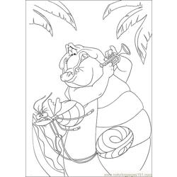 Princess Frog 53 Free Coloring Page for Kids