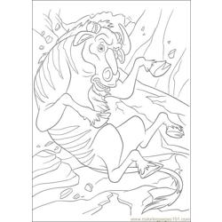 The Wild 53 Free Coloring Page for Kids