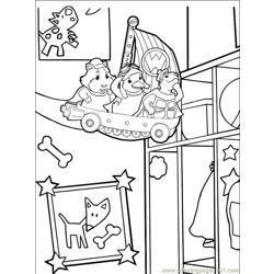 Wonder Pets 014 (3) Free Coloring Page for Kids