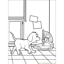 Wonder Pets 014 (6) Free Coloring Page for Kids