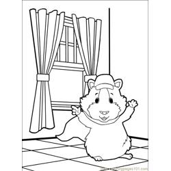 Wonder Pets 014 (9) Free Coloring Page for Kids