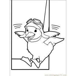 Wonder Pets 014 Free Coloring Page for Kids