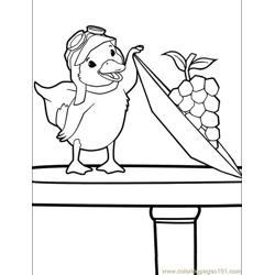 Wonder Pets 33 Free Coloring Page for Kids