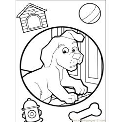 Wonder Pets 38 coloring page
