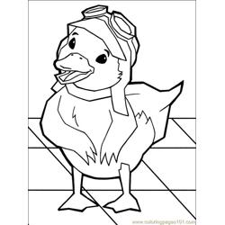 Wonder Pets 39 Free Coloring Page for Kids