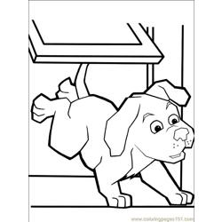 Wonder Pets 41 Free Coloring Page for Kids