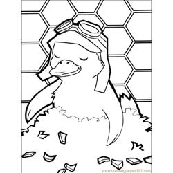 Wonder Pets 42 Free Coloring Page for Kids