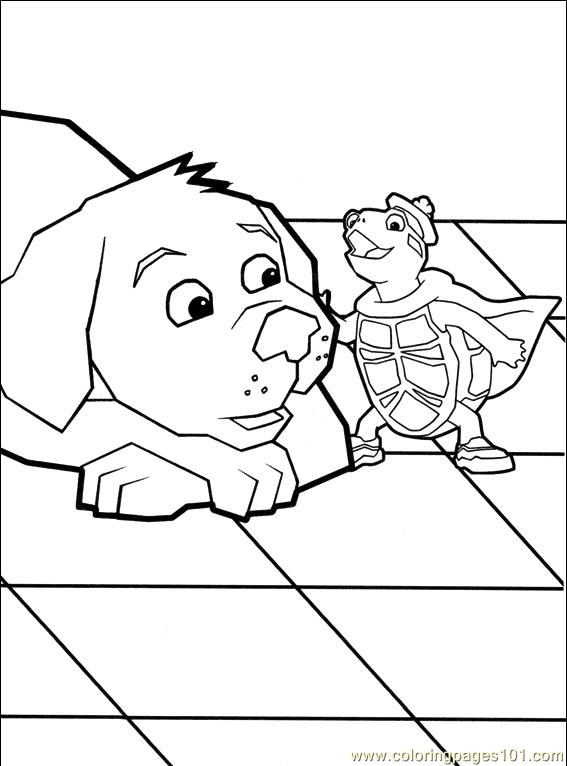 Wonder pets wikipedia the free encyclopedia rachael edwards Coloring book wiki